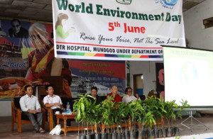 news photos about world  environment day  from mundgod 2014