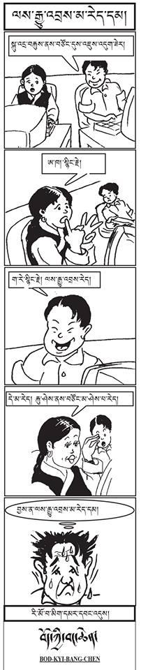 ལས་རྒྱུ་འབྲས་མ་རེད་དམ།